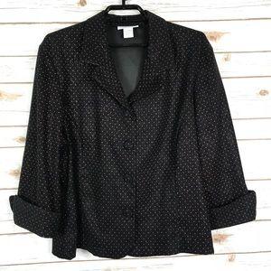 Dress Barn Button down shirt (binB3)